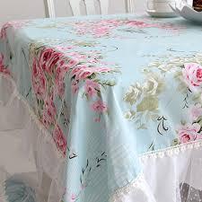 Victorian Home Decor Catalog Shabby Chic Tablecloth