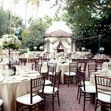 wedding venues orange county el teatro rancho las lomas orange county open air wedding