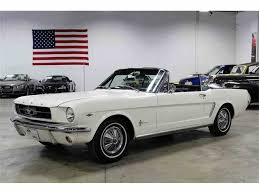 1964 ford mustang for sale on classiccars com 20 available