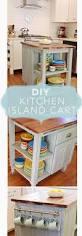 diy kitchen cart best 25 diy kitchen island ideas on pinterest build kitchen