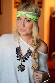 infinity headband how to wear a turban headband more