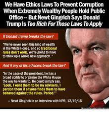 Newt Gingrich Meme - newt gingrich ethics meme gingrich best of the funny meme