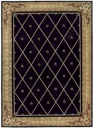 Purple And Grey Area Rugs Surya Athena Ath5128 Purple Grey Floral And Paisley Area Rug