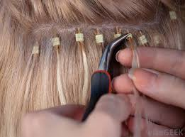 sewed in hair extensions what are sewn in hair extensions with picture