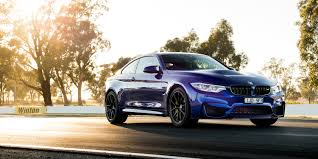 bmw cars 2018 bmw prices 2018 bmw m4 cs pricing slashed photos 1 of 0