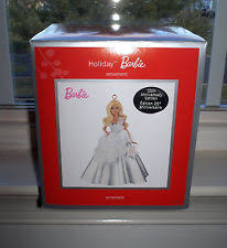 american greetings holiday barbie 2013 christmas ornament 25th