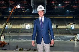 a tour of nassau coliseum u0027s 260 million renovation billboard