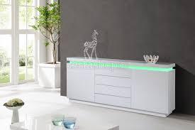 Buffet Salon Blanc Laque by