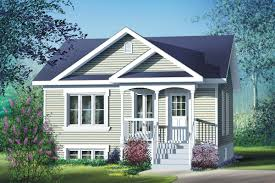 Cottage Bungalow House Plans by Split Level House Plan With Virtual Tour 80355pm 1st Floor