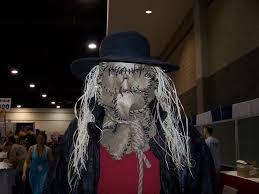 Scarecrow Mask Scarecrow Mask By Grayskullprime On Deviantart