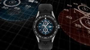 G Stige Neue K Hen Connected Modular 45 Luxus Smartwatch Von Tag Heuer Heise Online