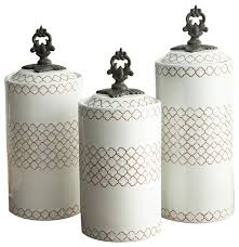 contemporary kitchen canister sets white kitchen canister sets 28 images white enamel canister
