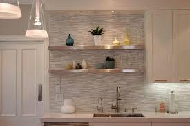 kitchen backsplash tile modern cooker hood above electric stove