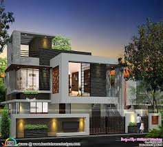 Two Floor House Plans In Kerala Single Floor Turning To A Double Floor Home Kerala Home Design
