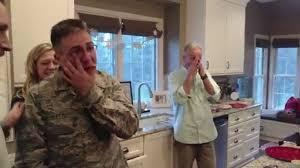 airman surprises family for