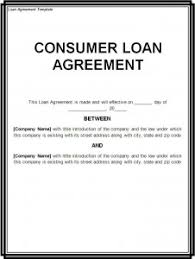 loan agreement template word excel pdf