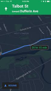 Google Maps Truck Routes by Google Maps U0027 U201cnight Mode U201d Feature Makes It Easier To Navigate In