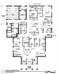 renfro veterinary services hospital design building vet floor plan