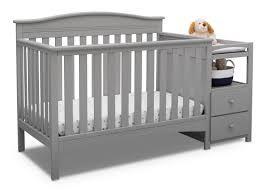 Delta Convertible Crib Birkley Convertible Crib N Changer Delta Children