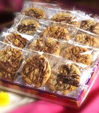 gourmet cookie baskets marcelita s cookies
