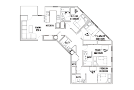floor palns floor plans chauncey square housing lafayette in