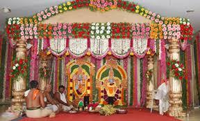Marriage Decoration Best Wedding Event Planners Decorators In Hyderabad