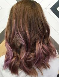 coloring over ombre hair 20 lovely lavender ombre hair color ideas