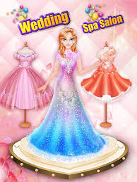 wedding spa salon girls games android apps on google play