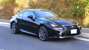 2017 lexus coupes lexus rc wikipedia