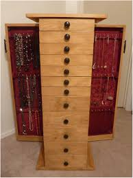 armoire diy standing mirror jewelry armoire diy jewelry cabinet