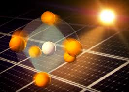atomic movies may help explain why perovskite solar cells are more