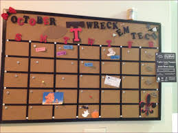 kitchen room decorative magnetic message board white board pin
