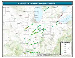 Ohio River On Map by On This Day Ohio River Valley Severe Weather Outbreak Wxornotbg