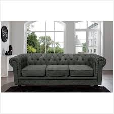 madison home tufted sofa reverse tufted arm linen sofa searching for madison home usa