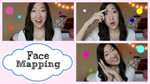 Chinese Face Mapping Face Mapping What Your Acne Means Youtube