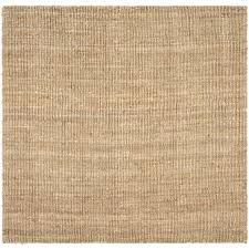 7 jute rug 7 8 jute sisal rugs you ll wayfair