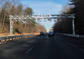 mass pike exits map free ride mass pike tolling system will allow you to bypass