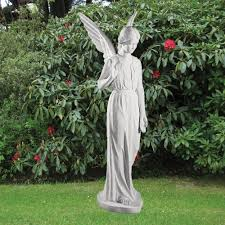 angel garden statues 10 gorgeous angel statues for the garden