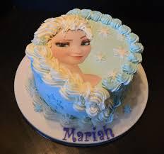 elsa anna frozen cake decorating kit