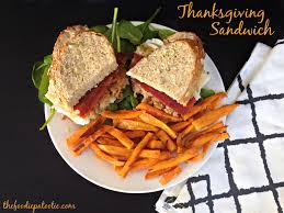 national cold cuts day thanksgiving sandwich the foodie patootie