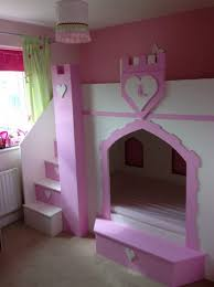 Princess Bunk Bed With Slide Apartments White Castle Loft Bed Diy Projects Princess Bunk