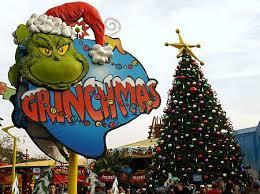Universal Studios Christmas Ornaments - universal studios hollywood debuts its u0027grinchmas u0027 snow playground