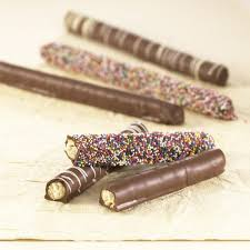 where to buy chocolate covered pretzel rods chocolate covered pretzel rods assortment asher s chocolates
