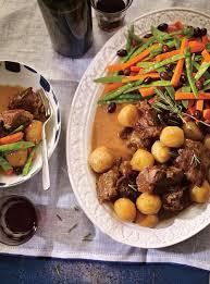 cuisiner agneau agneau ou chevreau à l étouffée comme au portugal ricardo