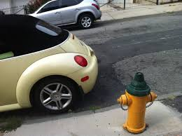 yellow volkswagen beetle royalty free free images street wheel fire hydrant minivan city car land