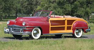 Country Classic Cars - one of none chrysler town and country roadster heads to au