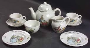wedgwood rabbit tea set wedgwood rabbit at replacements ltd page 4