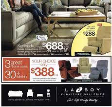 black friday recliner la z boy bf ad how to shop for free with kathy spencer