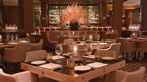 what is the dress code at bourbon steak miami by michael mina