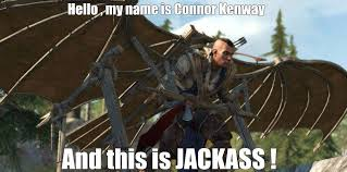 Assassins Creed 4 Memes - connor kenway gaming pinterest assassins creed and assassin